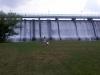 Dam at Lake Junaluska